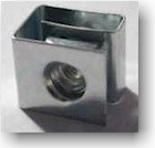 Clip Style Retainer Nuts - 10-32 and M6 threads available.